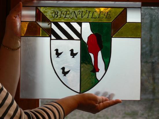vitrail des élèves(françoise)